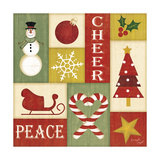 Holiday Sampler II Posters by Jennifer Pugh