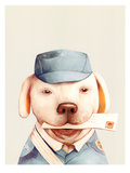 Postie Posters by  Animal Crew