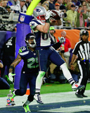 Danny Amendola Touchdown New England Patriots Super Bowl XLIX Photo