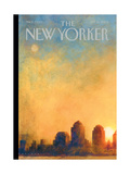 The New Yorker Cover - September 16, 2002 Regular Giclee Print by Ana Juan