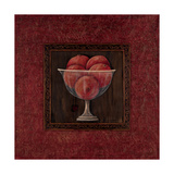 Fruit Compote I Prints by Jo Moulton