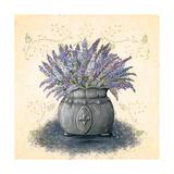 La couleur violetteII Posters par Jo Moulton