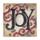 Joy Poster by Kim Lewis