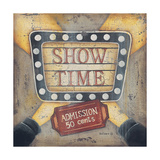 Show Time Prints by Kim Lewis