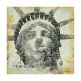 New York Posters by Stephanie Marrott