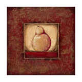 Pear I Print by Jo Moulton