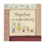 Together Prints by Karen Tribett