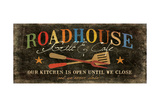 Roadhouse Affiches par Jo Moulton