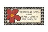 Thankful Prints by Jo Moulton