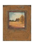 Copper Landscape II Posters by Jo Moulton