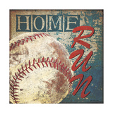 Home Run Premium Giclee Print by Jo Moulton