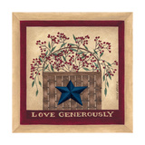Love Generously Posters by Cindy Shamp