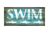 Swim Prints by Jennifer Pugh