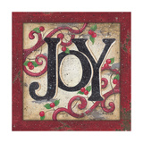 Joy Prints by Kim Lewis