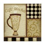 Café Mocha Poster by Jennifer Pugh