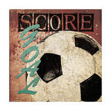 Goal Poster by Jo Moulton