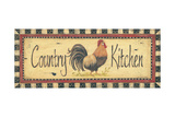 Country Kitchen Posters by Jo Moulton