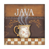 Java Prints by Kim Lewis