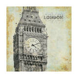 London Prints by Stephanie Marrott