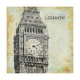 Londres Láminas por Stephanie Marrott