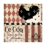 Le Coq Prints by Jo Moulton