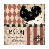 Le Coq Prints by Jo Moulton