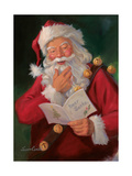 Dear Santa Art by Susan Comish
