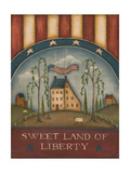 Sweet Land of Liberty Posters by Kim Lewis