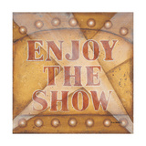 Enjoy the Show Prints by Kim Lewis