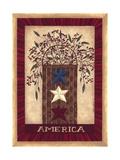 America Prints by Cindy Shamp