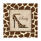 Sassy Print by Kathy Middlebrook