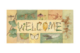 Welcome Prints by Anita Phillips