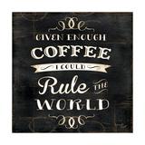 Rule the World Prints by Jennifer Pugh