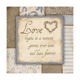 Love Posters by Jo Moulton