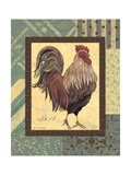Rooster No. 14 Art by Jo Moulton