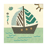 Sails West Posters by Jo Moulton