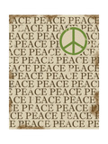 Peace Prints by Anna Quach