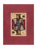König (Großformat) Kunstdrucke von Stephanie Marrott
