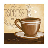Rich Espresso Art by Kathy Middlebrook
