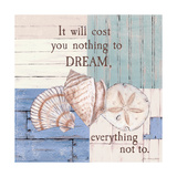 To Dream Premium Giclee Print by Jo Moulton