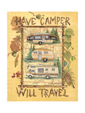 Have Camper Poster by Anita Phillips