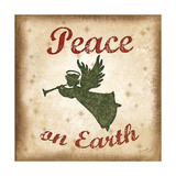 Peace on Earth Print by Jennifer Pugh