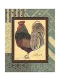 Rooster No. 15 Prints by Jo Moulton