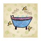 Splish Splash Posters by Jo Moulton