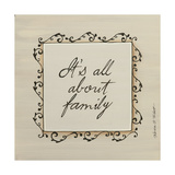 About Family Prints by Karen Tribett