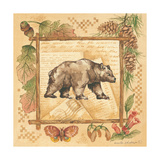 Bear Prints by Anita Phillips