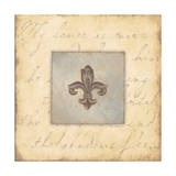 Fleur De Lis VI Prints by Stephanie Marrott