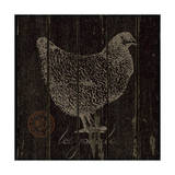Poule Prints by Stephanie Marrott