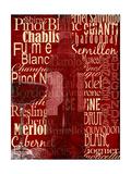 Wine Classics Affiches par Lisa Wolk