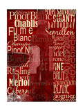 Wine Classics Posters by Lisa Wolk